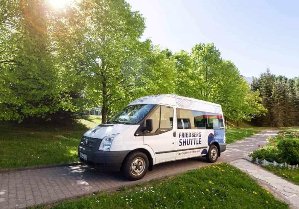 Friedberg Shuttle - Wohnen in Suhl mit Hol- und Bringservice